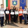 Математици от Враца отново спечелиха медали