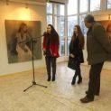 """Втора самостоятелна изложба на Катерина Маринова в галерия """"Поломие"""""""