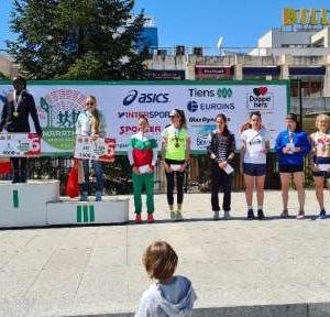 Мездренските атлети с два бронзови медала от Държавно първенство по полумаратон