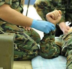 400 минути военно обучение за гимназистите