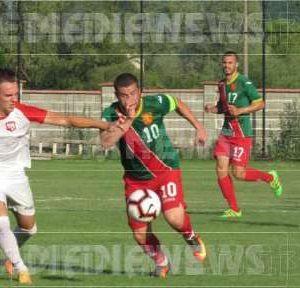 Кариана отстъпи с 3:0 от Струмска слава в първата си контрола в Банско