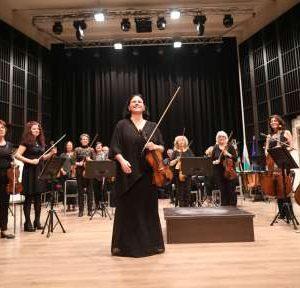 Симфониета-Враца с концерт, озаглавен